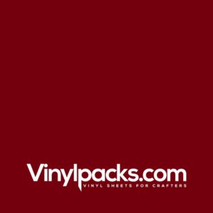 Oracal 651 Vinyl - Burgundy