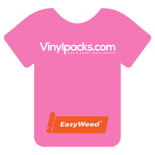 Siser EasyWeed Bubble Gum Pink HTV