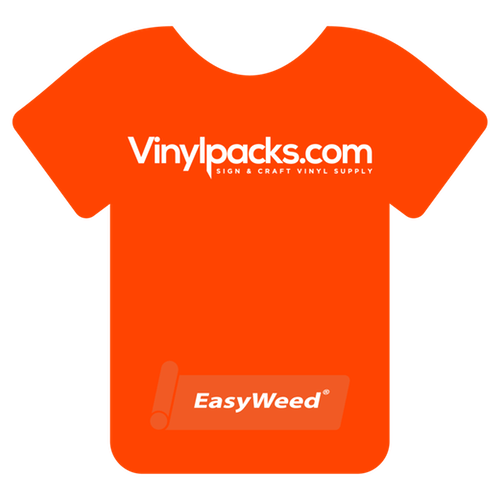Siser EasyWeed Orange HTV