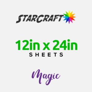 StarCraft Magic 12in x 24in Sheets